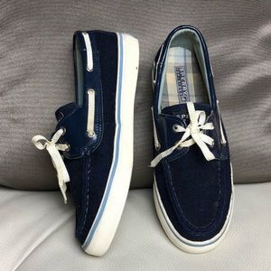 SPERRY TOP SIDER | Blue boat shoes